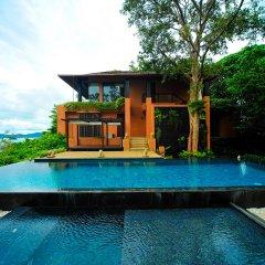 Sri Panwa Phuket Luxury Pool Villa Hotel 5* Вилла с различными типами кроватей фото 48