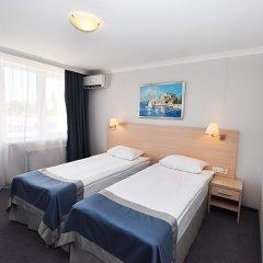 Гостиница Атлантика (бывш. Оптима) 3* Стандартный номер с различными типами кроватей фото 7
