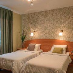 Гостиница Два крыла Стандартный номер с 2 отдельными кроватями фото 2