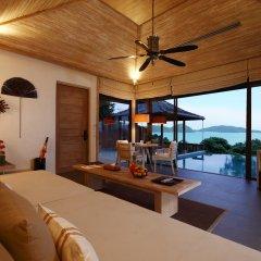 Sri Panwa Phuket Luxury Pool Villa Hotel 5* Вилла с различными типами кроватей фото 9
