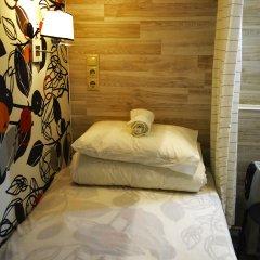 Хостел Казанское Подворье Кровать в мужском общем номере с двухъярусной кроватью фото 6