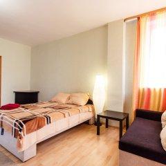 Гостиница Аврора Апартаменты с различными типами кроватей фото 9