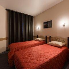 Мини-Отель Новотех Стандартный номер с различными типами кроватей фото 20
