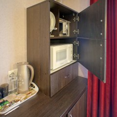 Гостиница JOY Номер Эконом разные типы кроватей (общая ванная комната) фото 23