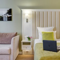 Гостиница Гранд Звезда 4* Стандартный улучшенный номер двуспальная кровать фото 5