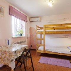 Хостел Олимп Кровать в женском общем номере с двухъярусной кроватью фото 5