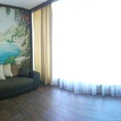 Апартаменты Таунхаус с бассейном комната для гостей фото 4