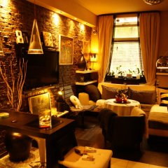Апартаменты Современные апартаменты Park Place гостиничный бар