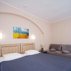 Парк Отель Воздвиженское Номер Делюкс с двуспальной кроватью фото 3