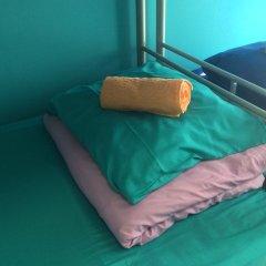 Хостел 7 Sky на Красносельской Кровать в общем номере с двухъярусной кроватью фото 3