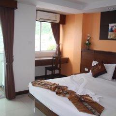 Green Harbor Patong Hotel 2* Стандартный номер разные типы кроватей фото 38