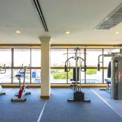 Отель Azhotel Patong фитнесс-зал фото 4