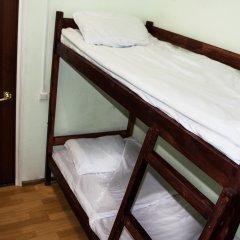 Хостел Лофт Кровать в общем номере с двухъярусной кроватью фото 7