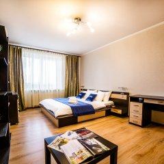 Гостиница На Труда 27 в Калуге отзывы, цены и фото номеров - забронировать гостиницу На Труда 27 онлайн Калуга комната для гостей фото 3
