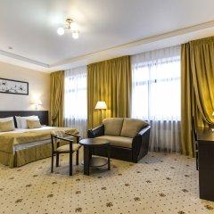 Гостиница Урал Тау 3* Номер Бизнес с различными типами кроватей фото 3