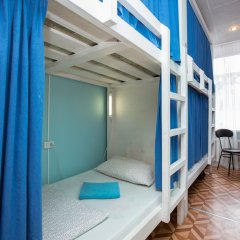 Laguna Hostel Кровать в женском общем номере с двухъярусной кроватью фото 4