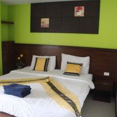 Green Harbor Patong Hotel 2* Стандартный номер разные типы кроватей фото 14