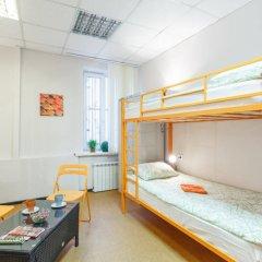 Сафари Хостел Кровать в общем номере с двухъярусными кроватями фото 33