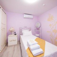 Гостиница на Павелецкой Номер категории Эконом с различными типами кроватей