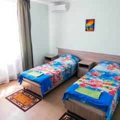 Хостел Мир Без Границ Кровать в общем номере с двухъярусной кроватью фото 2