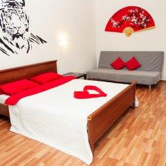 Мини-Отель Инь-Янь в ЖК Москва Стандартный номер с различными типами кроватей фото 7
