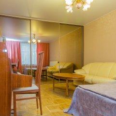 Апартаменты Карманицкий комната для гостей фото 4