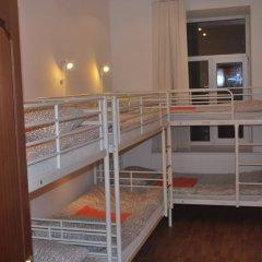 Хостел Абрикос Кровать в общем номере с двухъярусными кроватями фото 7