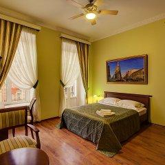 Клуб-Отель Питерская комната для гостей