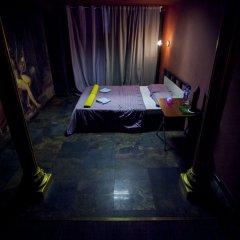 Хостел Полянка на Чистых Прудах Номер с различными типами кроватей (общая ванная комната) фото 7
