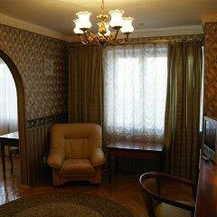 Гостиница Даниловская 4* Полулюкс двуспальная кровать фото 5