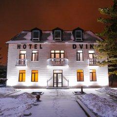 Hotel Dvin вид на фасад фото 2