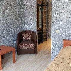 Гостиница Единство Стандартный номер с разными типами кроватей фото 13