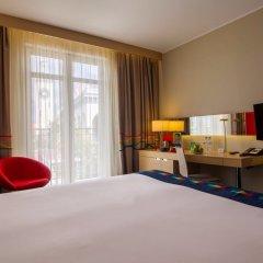 Гостиница Park Inn by Radisson Sochi City Centre 4* Улучшенный номер с различными типами кроватей