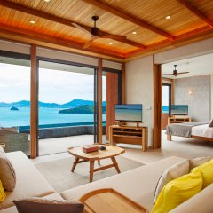 Sri Panwa Phuket Luxury Pool Villa Hotel комната для гостей фото 2