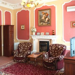 Гостиница Бристоль-Центральная Люкс с двуспальной кроватью фото 4