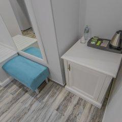 Апарт-Отель Наумов Лубянка Номер Комфорт разные типы кроватей фото 3