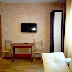 Гостиница Аксинья Стандартный семейный номер с двуспальной кроватью фото 4