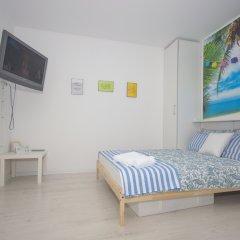 Апартаменты на Левобережной 4/11 Апартаменты с разными типами кроватей фото 4