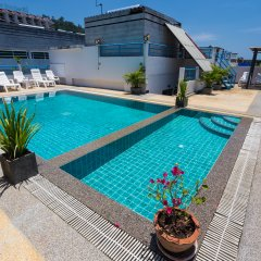 Отель Star Patong бассейн фото 4