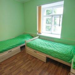 Хостел ВАМкНАМ Захарьевская Кровать в общем номере с двухъярусной кроватью фото 3