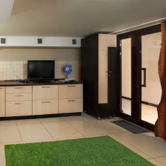 Экспресс Отель & Хостел Номер Эконом с разными типами кроватей (общая ванная комната) фото 4