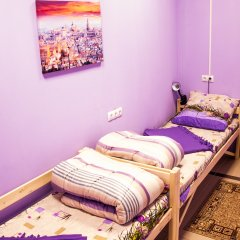 Хостел Sleep&Go Кровать в общем номере с двухъярусной кроватью фото 17