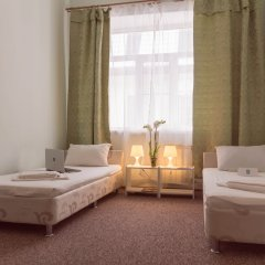 Гостиница Андрон на Площади Ильича Улучшенный номер разные типы кроватей