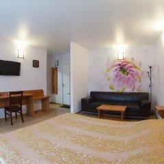 Гостиница Спутник 2* Апартаменты разные типы кроватей фото 5