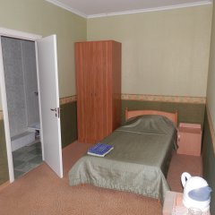 Мини-отель Домашний Очаг Номер Комфорт разные типы кроватей фото 2