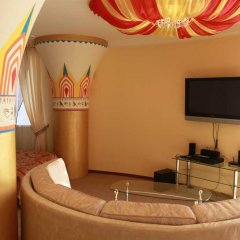 Гостиница Via Sacra 3* Студия Делюкс с разными типами кроватей