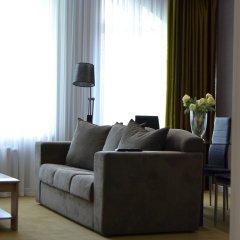 Гостиница Ajur 3* Апартаменты разные типы кроватей фото 4