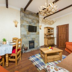 Гостиница Три Мушкетера 2* Люкс с разными типами кроватей фото 2