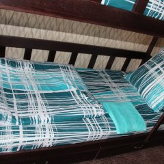 Hostel Morskoy Кровать в общем номере с двухъярусной кроватью фото 2