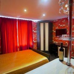 Гостиница Теремок Заволжский Улучшенный номер разные типы кроватей фото 3